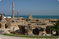 Thermes d'Antonin de Carthage Tunisie